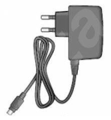 Cestovní USB/ AC adaptér k iAUDIO M3/ M5/ X5/ X5L, síťová nabíječka -