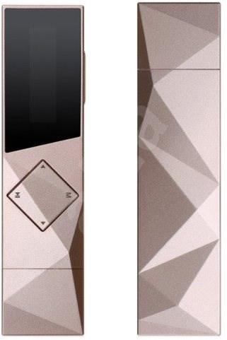 COWON iAudio U7 16GB zlatý - FLAC přehrávač
