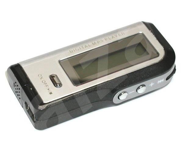 VMAX V-372, 512 MB, MP3/ WMA/ WAV přehrávač, FM Tuner, dig. záznamník, tel. seznam, USB2.0 disk, slu - MP3 přehrávač