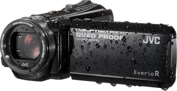 JVC GZ-R401B - Digitální kamera