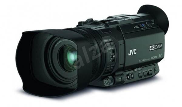 JVC GY-HM170E - Digitální kamera