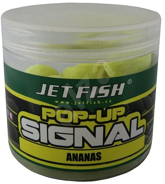 Jet Fish Pop-Up Signal Ananas 20mm 60g - Pop-up boilies