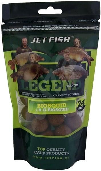 Jet Fish Boilie Legend Biosquid 24mm 250g - Boilies