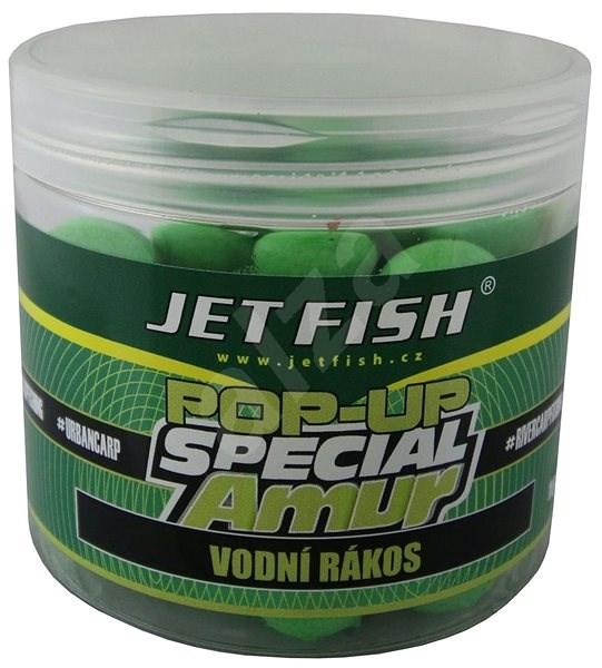 Jet Fish Pop-Up Special Amur Vodní rákos 16mm 60g - Pop-up boilies