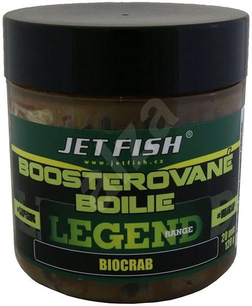 Jet Fish Boosterované boilie Legend Biocrab 20mm 120g - Boilies