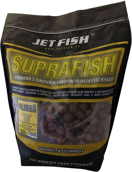 Jet Fish Boilie Suprafish Oliheň 24mm 4,5kg - Boilies
