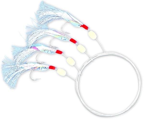 Zebco Mackerel Rig Velikost 3/0 Phosphorescent - Návazec