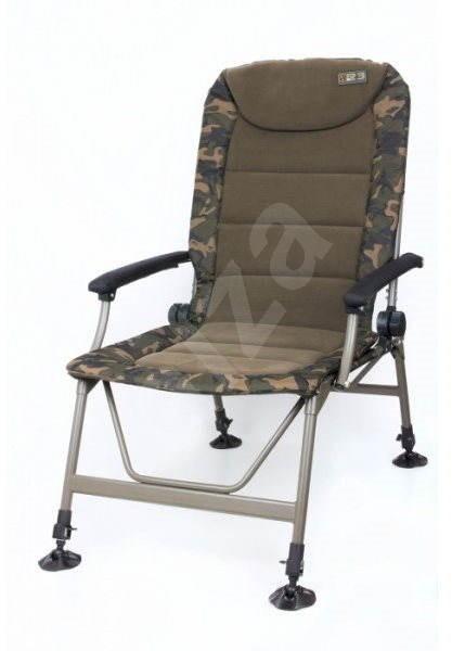 FOX R3 Camo Chair - Fishing Chair