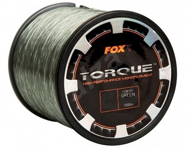 FOX - Vlasec Torque Line 0,30mm 5,0kg 11lb 1000m Green - Vlasec