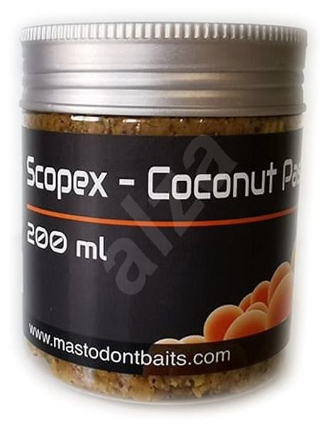Mastodont Baits - Pasta Scopex – Coconut 200ml - Pasta