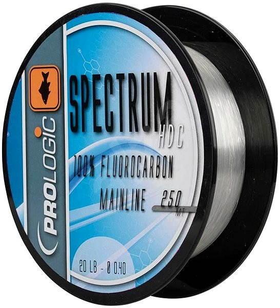 Prologic - Spectrum HDC 100% Fluorocarbon 0,30mm 12lbs 250m - Vlasec