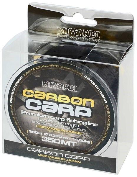Mivardi - Carbon Carp 0,380mm 14,6kg 350m - Vlasec