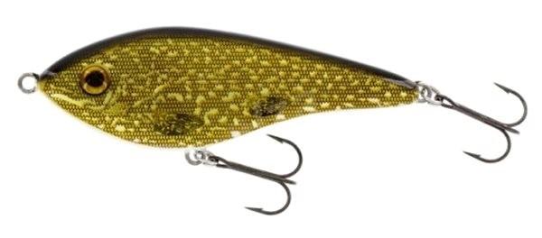 Westin - Wobler Swim 10cm 32g Suspending Natural Pike  - Wobler