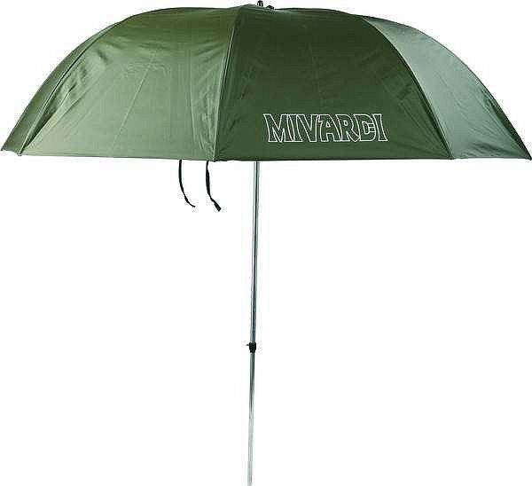 Mivardi Umbrella Green FG PVC - Fishing Umbrella