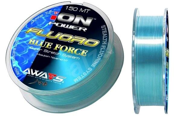 Awa Shima - Vlasec Ion Power Fluoro Blue Force 0,286mm 10,2kg 150m - Vlasec