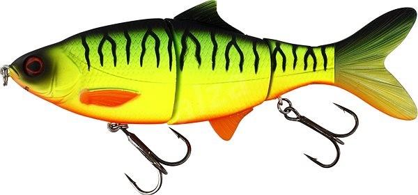 Westin Ricky the Roach (HL/SB) 15cm 35g Suspending Firetiger - Wobler