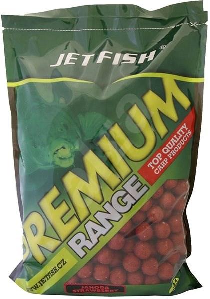 Jet Fish Boilie Premium Jahoda 20mm 2,5kg - Boilies