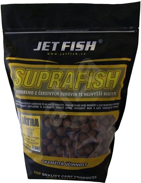 Jet Fish Boilie Suprafish Játra 24mm 4,5kg - Boilies