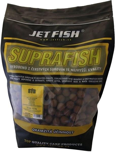 Jet Fish Boilie Suprafish Sýr 24mm 4,5kg - Boilies