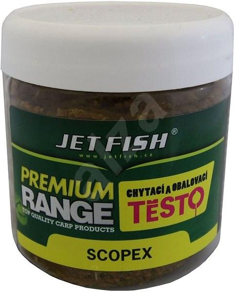 Jet Fish Těsto obalovací Premium Scopex 250g - Těsto