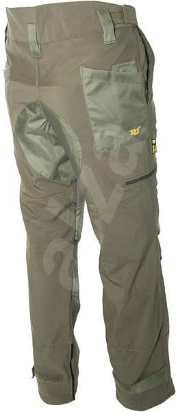Tactic Carp Softshell Pant Olive Green Velikost XL - Kalhoty