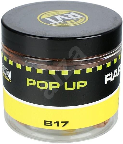 Mivardi Plovoucí boilies Rapid Pop Up B17 14+18mm 50g - Pop-up boilies