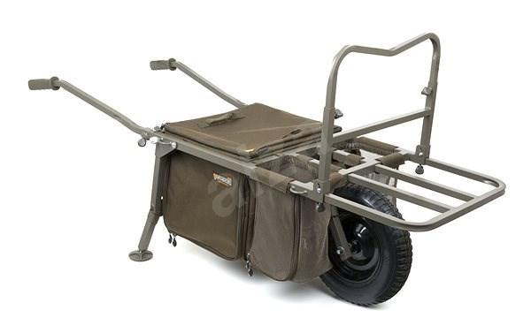 FOX Explorer Barrow Deluxe - Fishing Trolley