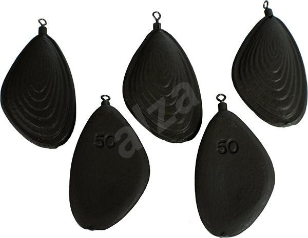 Suretti Olovo škeble 50g Barvené 5ks - Olovo