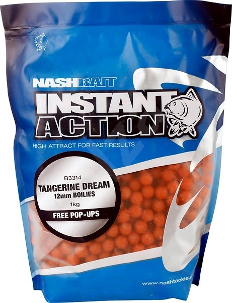 Nash Instant Action Tangerine Dream 12mm 1kg - Boilies