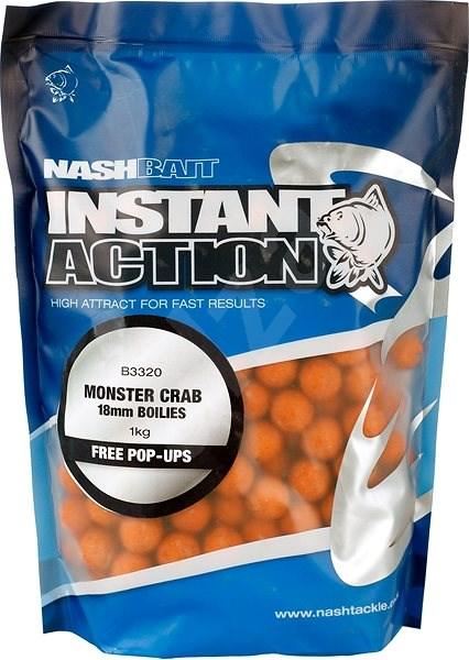 Nash Instant Action Monster Crab 18mm 1kg - Boilies