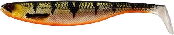 Westin ShadTeez 9cm 7g Bling Perch 3ks - Gumová nástraha