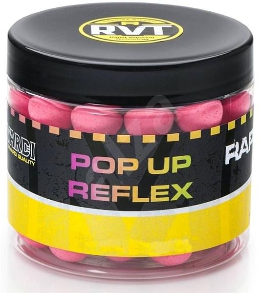 Mivardi Rapid Pop Up Reflex Crazy Liver 10mm 50g - Pop-up boilies