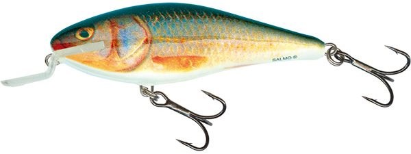 Salmo Executor Shallow Runner 12cm 33g Real Roach - Wobler