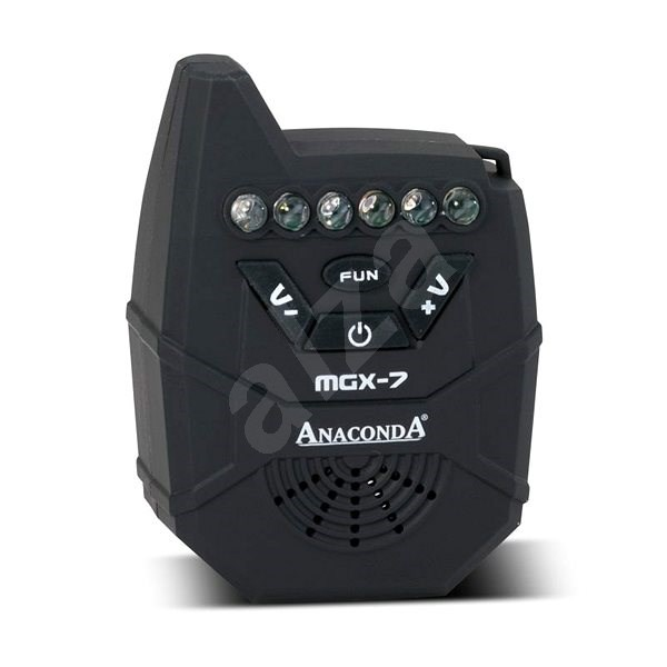 Anaconda Nighthawk MGX-7 Profi Set 2+1+1+1 Multicolor - Sada hlásičů
