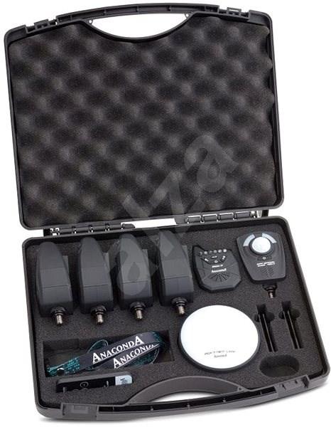 228105a1a Anaconda Nighthawk MGX-7 Profi Set 4+1+1+1 Multicolor - Sada hlásičů ...