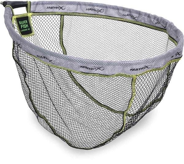 FOX Matrix Silver Fish Landing Net 45x35cm - Landing net