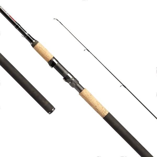 DAM Whisler Match 4,2m 5-25g - Rybářský prut