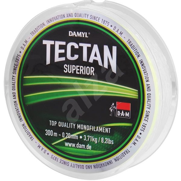 DAM Damyl Tectan Superior 0,18mm 3kg 150m - Vlasec