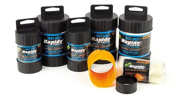 FOX Rapide System Fast Melt 85x220mm 20ks - PVA