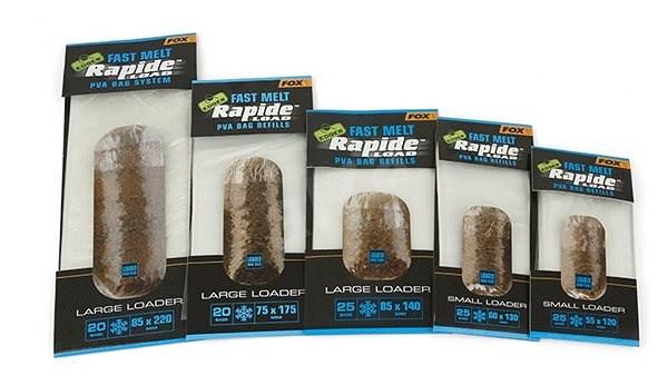 FOX Rapide Refills Fast Melt 85x220mm 20ks  - PVA sáček
