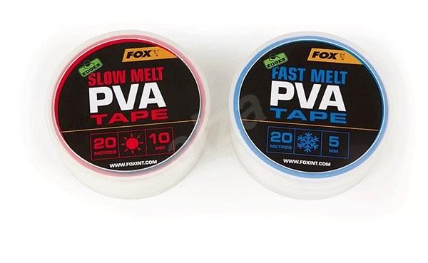 FOX Fast Melt PVA Tape 5mm 40m - PVA páska