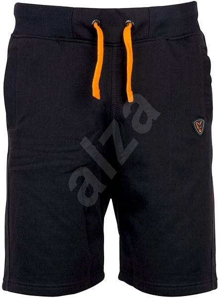 477ce6a99a FOX Jogger Short Black Orange Velikost S - Kraťasy