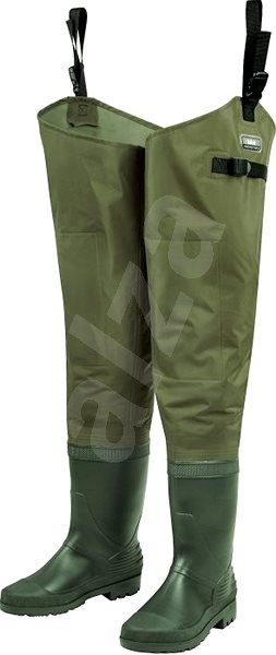 DAM Hydroforce Nylon Taslan Wader Velikost 40 - Brodící kalhoty