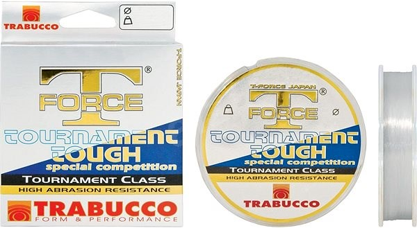 Trabucco T-Force Tournament Tough 0,22mm 150m - Vlasec