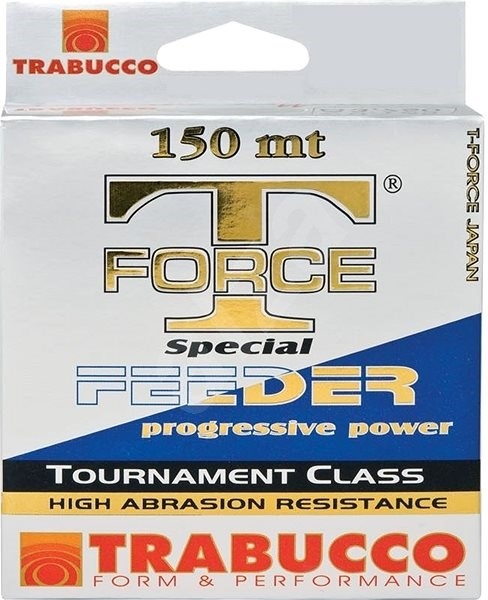 Trabucco T-Force Tournament Special Feeder 0,18mm 150m - Vlasec