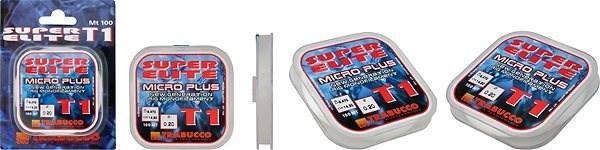 Trabucco Super Elite Micro 0,12mm 100m - Vlasec