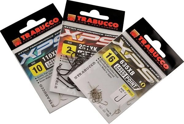 Trabucco XPS 110 XN Velikost 16 25ks - Háček na ryby
