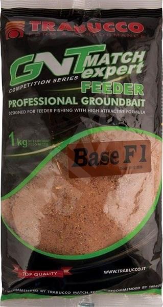 Trabucco GNT Feeder Expert 1kg Base F1 - Vnadící směs