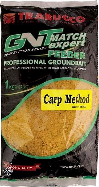 Trabucco GNT Feeder Expert 1kg Carp Method - Vnadící směs