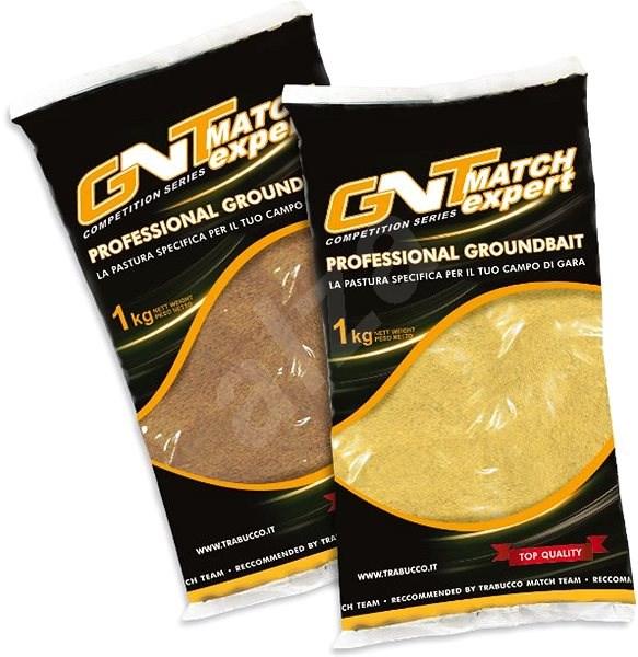 Trabucco GNT Match Expert 1kg Carpa Gold - Vnadící směs